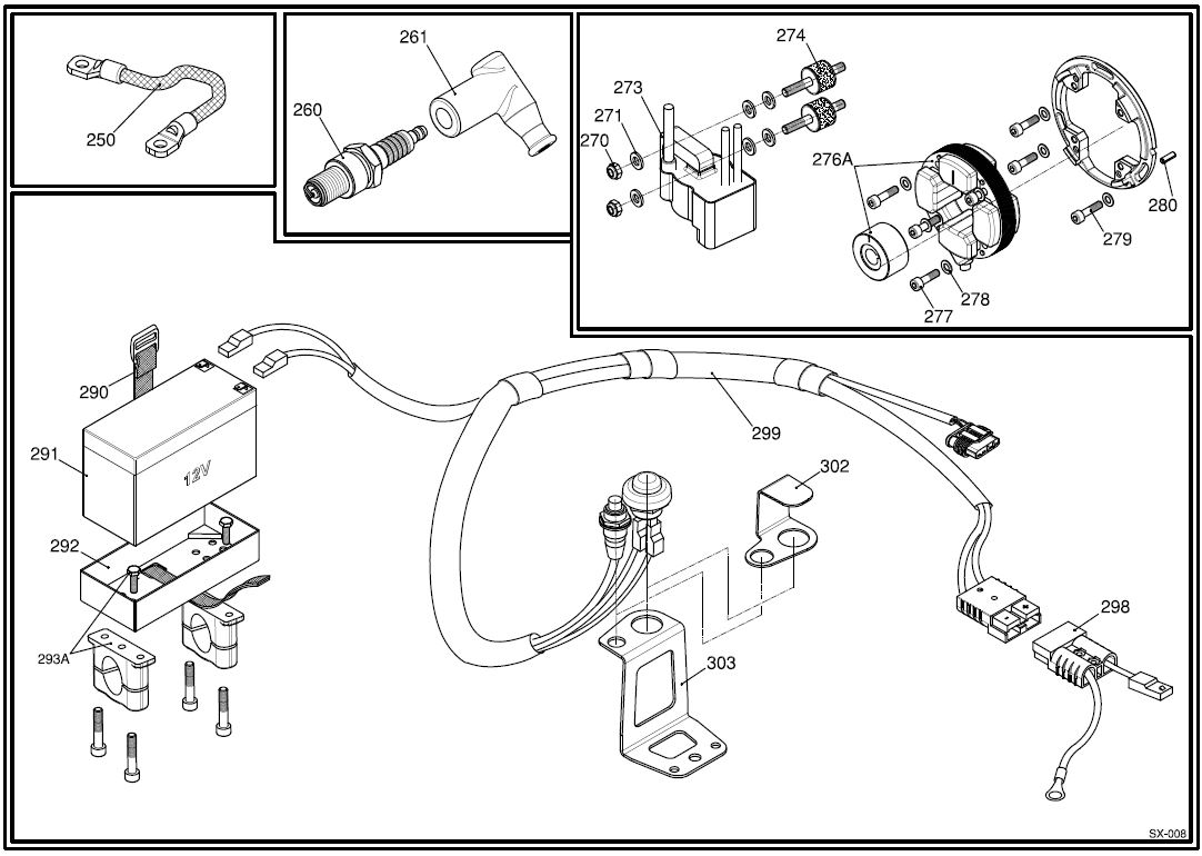 Electrical System and Ignition