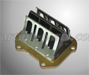 Reed valve complete ROTAX MAX (224389)