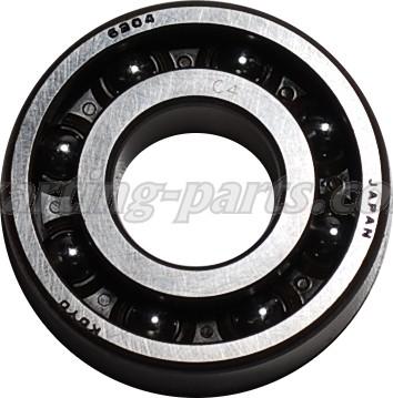 6204/C4 Koyo Main bearing Ø20X47X14