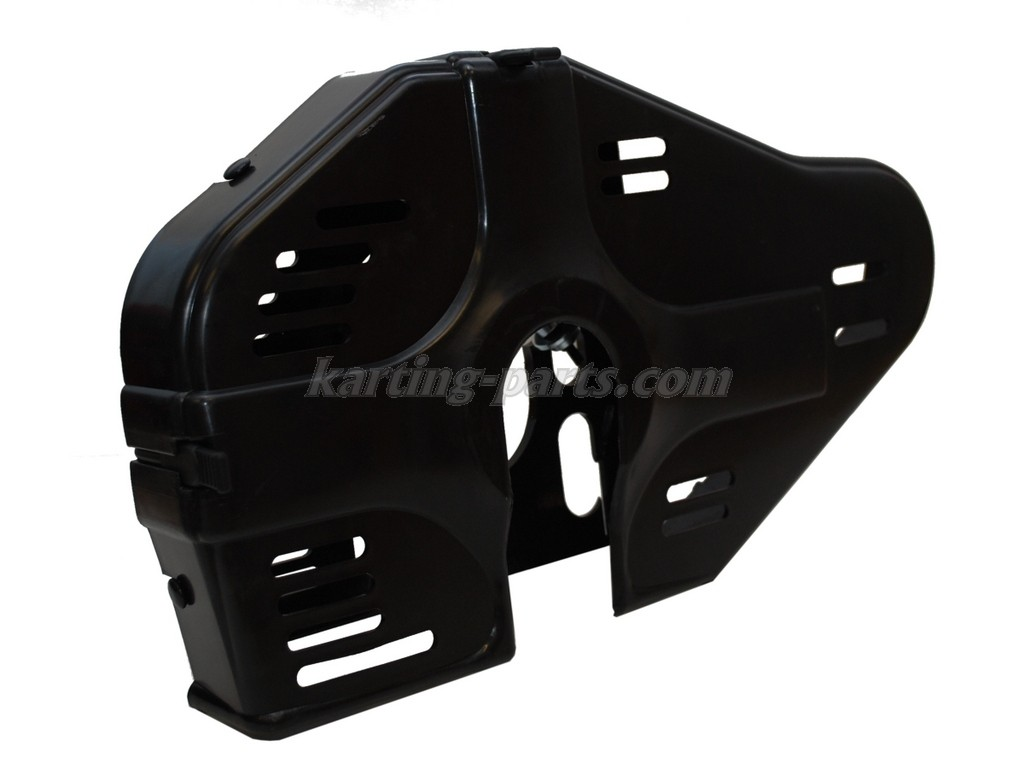 RR Chain guard integral black