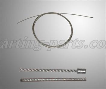 Cable throttle KF/Yamaha 2,25m
