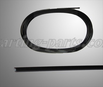Cable outer Ø2.5X5.0mm Teflon
