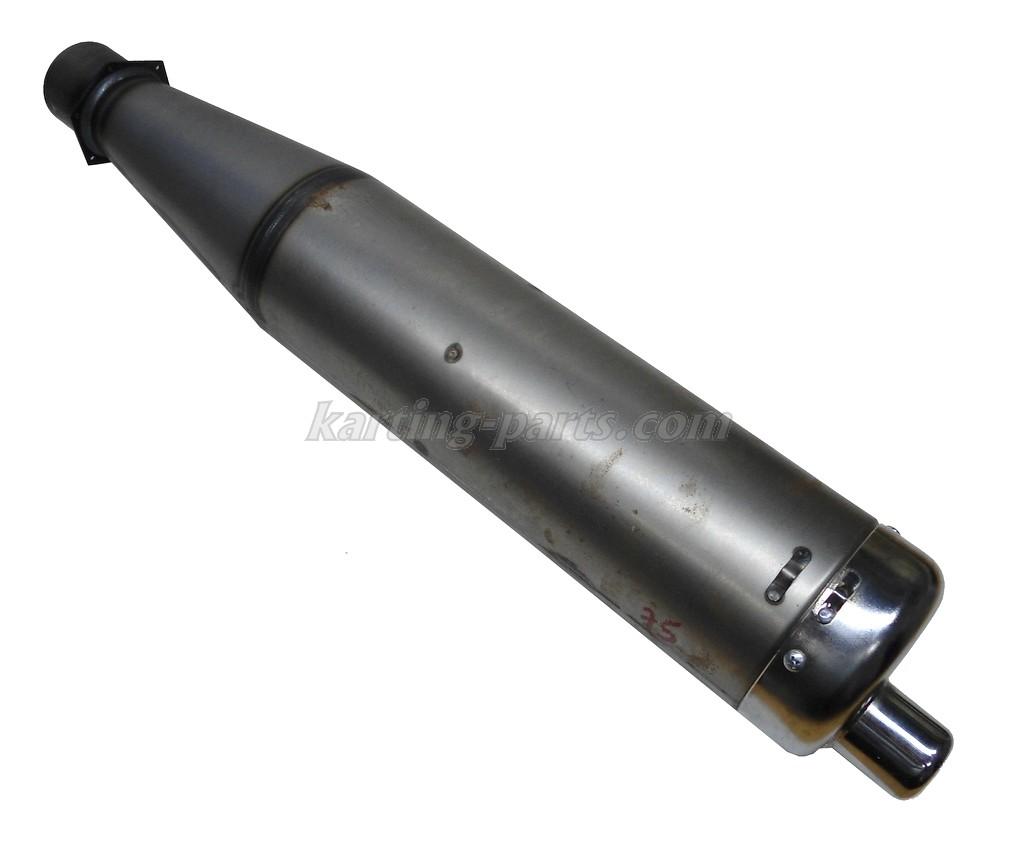 Exhaust Ø100/50mm ICA