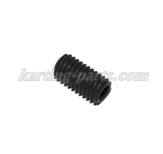 M5x10  Socket Set Screw Flat Point