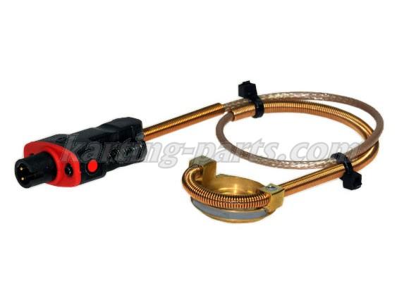 Alfano temp sensor MAX 180°C, under plug NTC 40cm PROv2PRO+/ASTRO