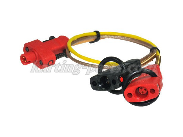 Alfano Y-cable for 2 sensors, ASTRO LV