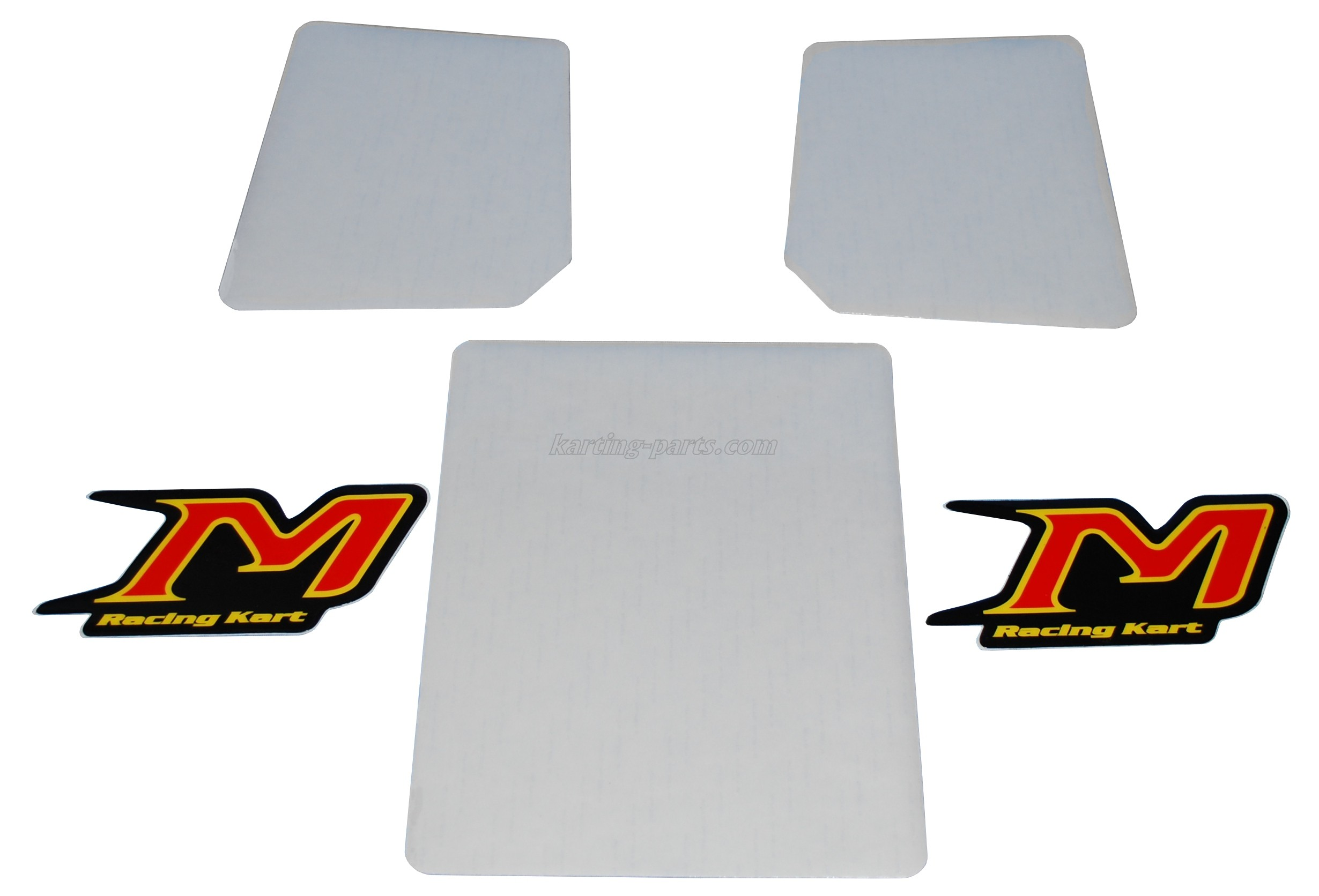 Sticker kit floor tray Maranello