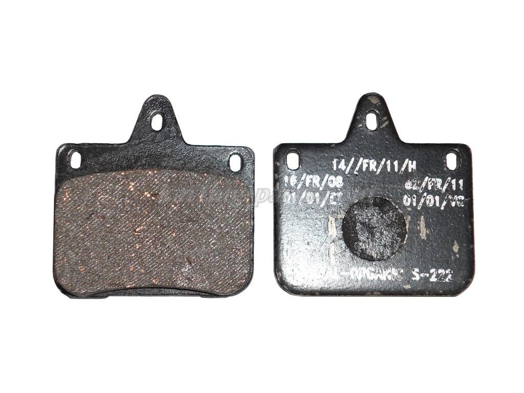 Brake pads front Ven04/Ven06
