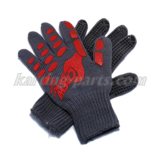 Alpinestars mechanic gloves grey size L