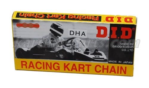 DID DHA 219 karting chain 104L