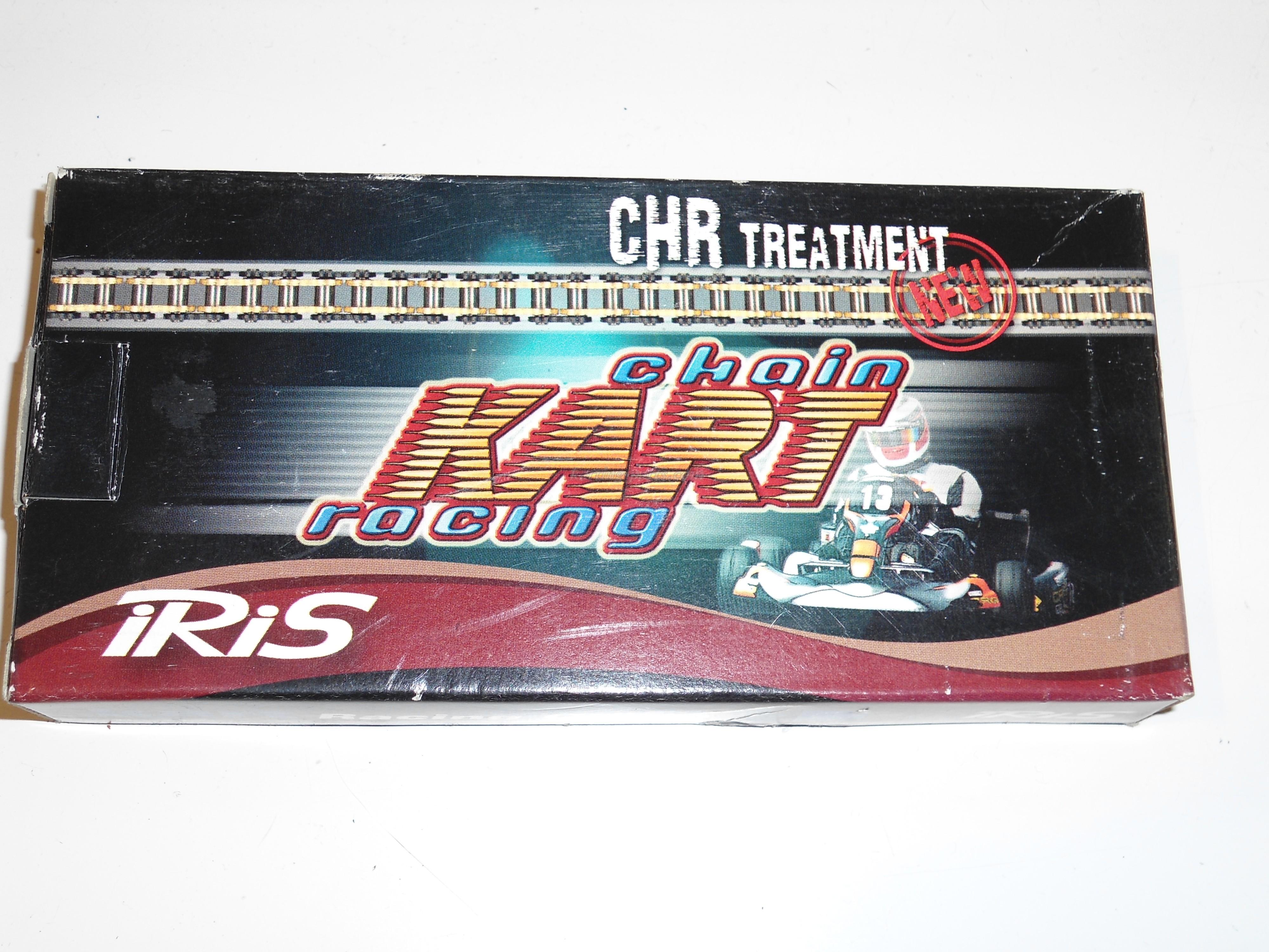 Iris 219 karting chain 104L