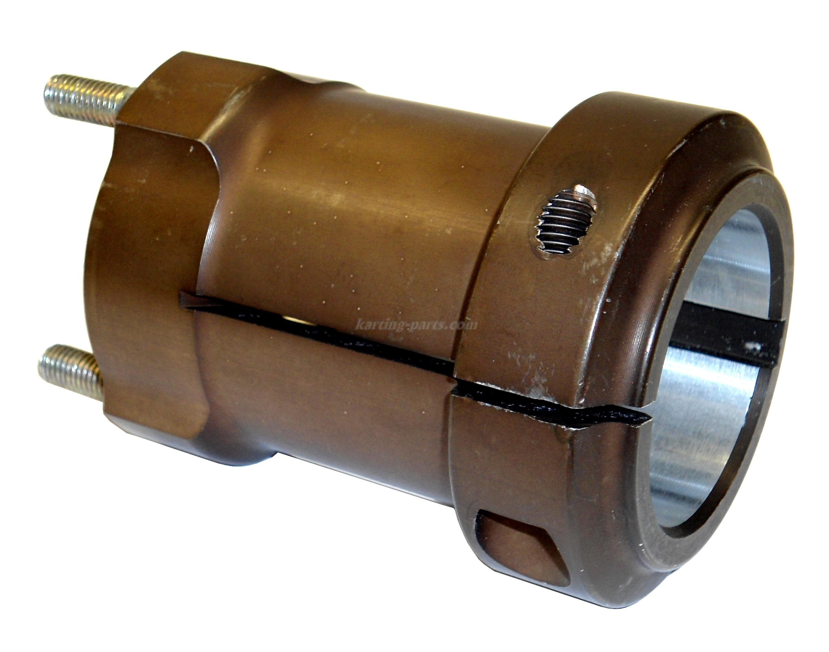 Rear hub aluminum Ø50mm length 105mm Maranello, NB. price/pz