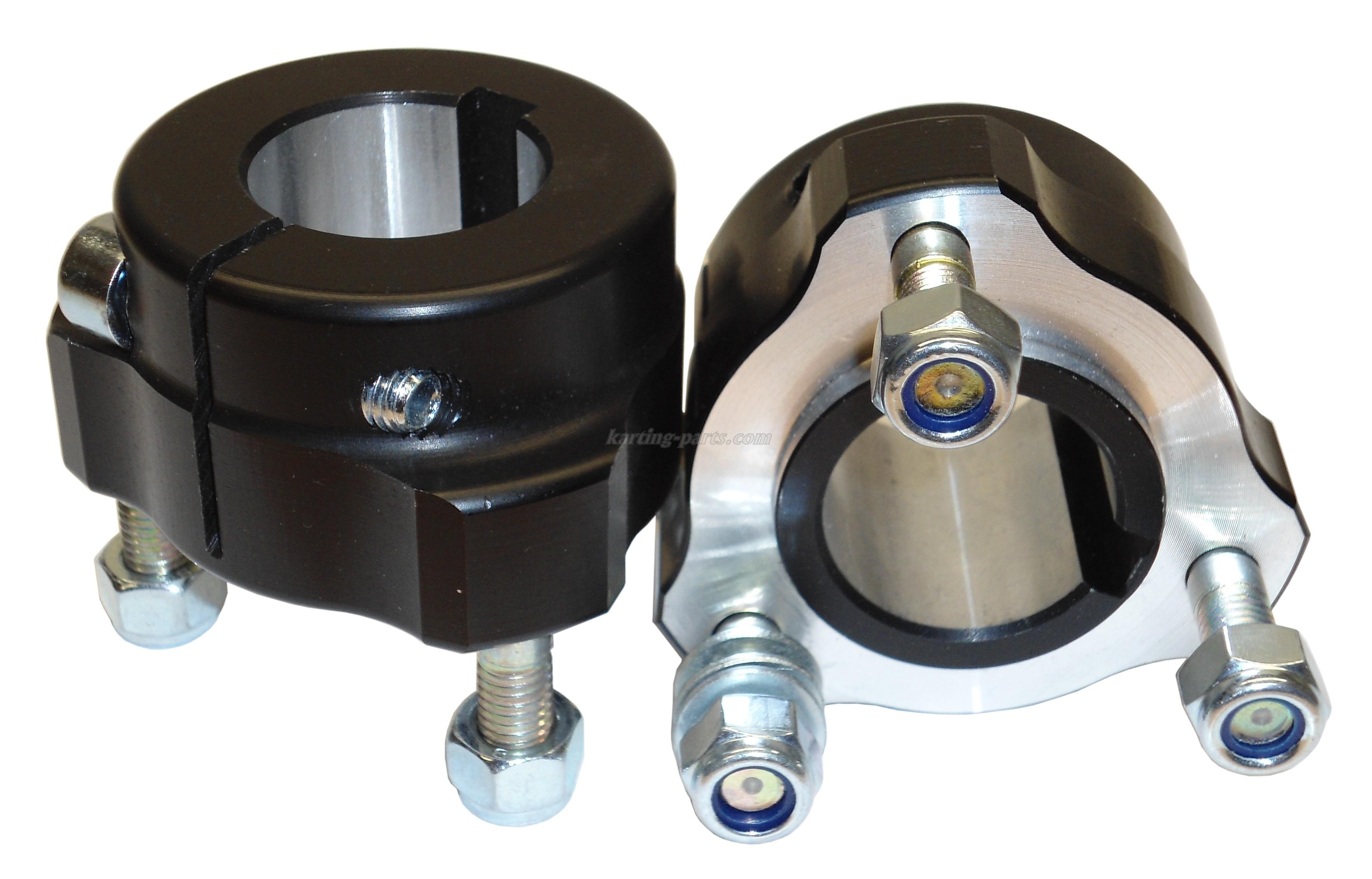 Rear hub aluminum Ø30mm length 40mm Maranello, NB. price/pz