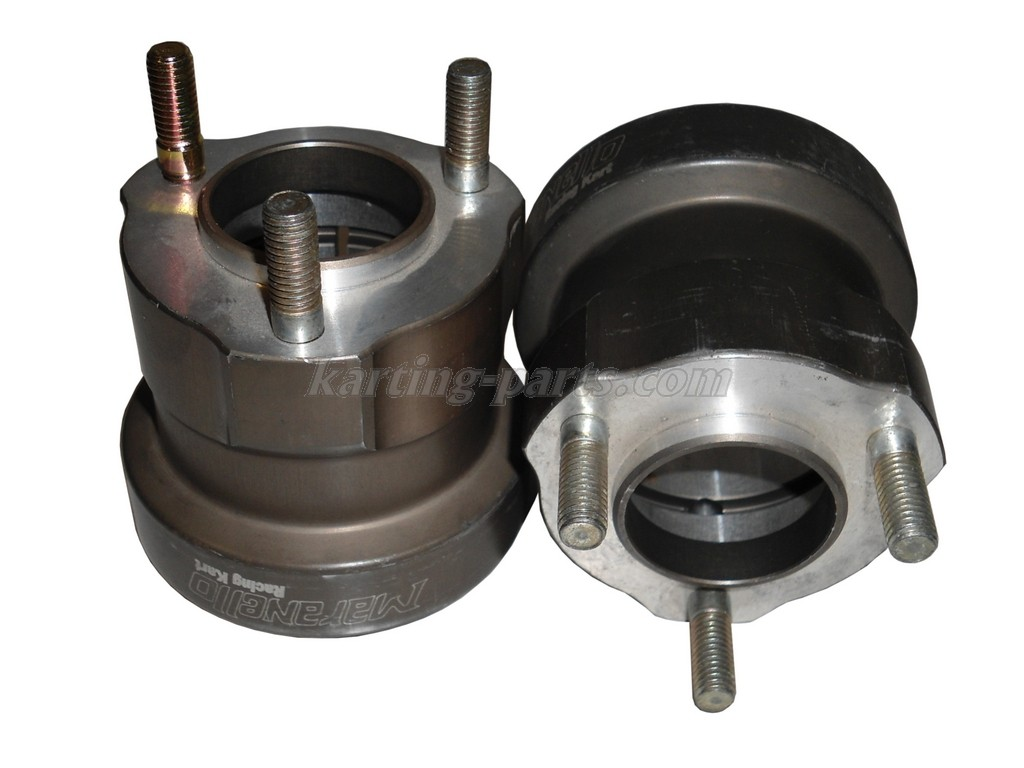 Rear hub aluminum Ø50mm length 75mm Maranello, NB. price/pz