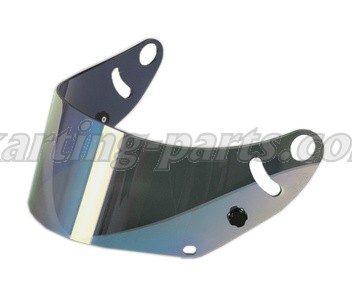 Arai visor mirrorized silver CK-6