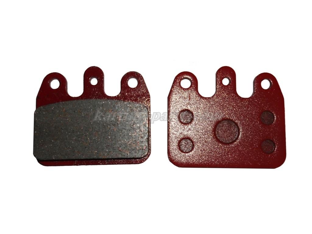 Brake pads Ven05 red, Maranello, CRG (AFS.01745)