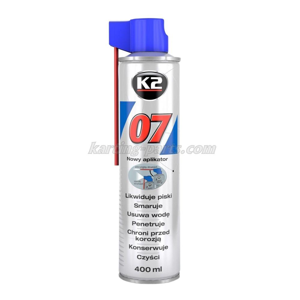 K2 Spray lubricant 400 ml