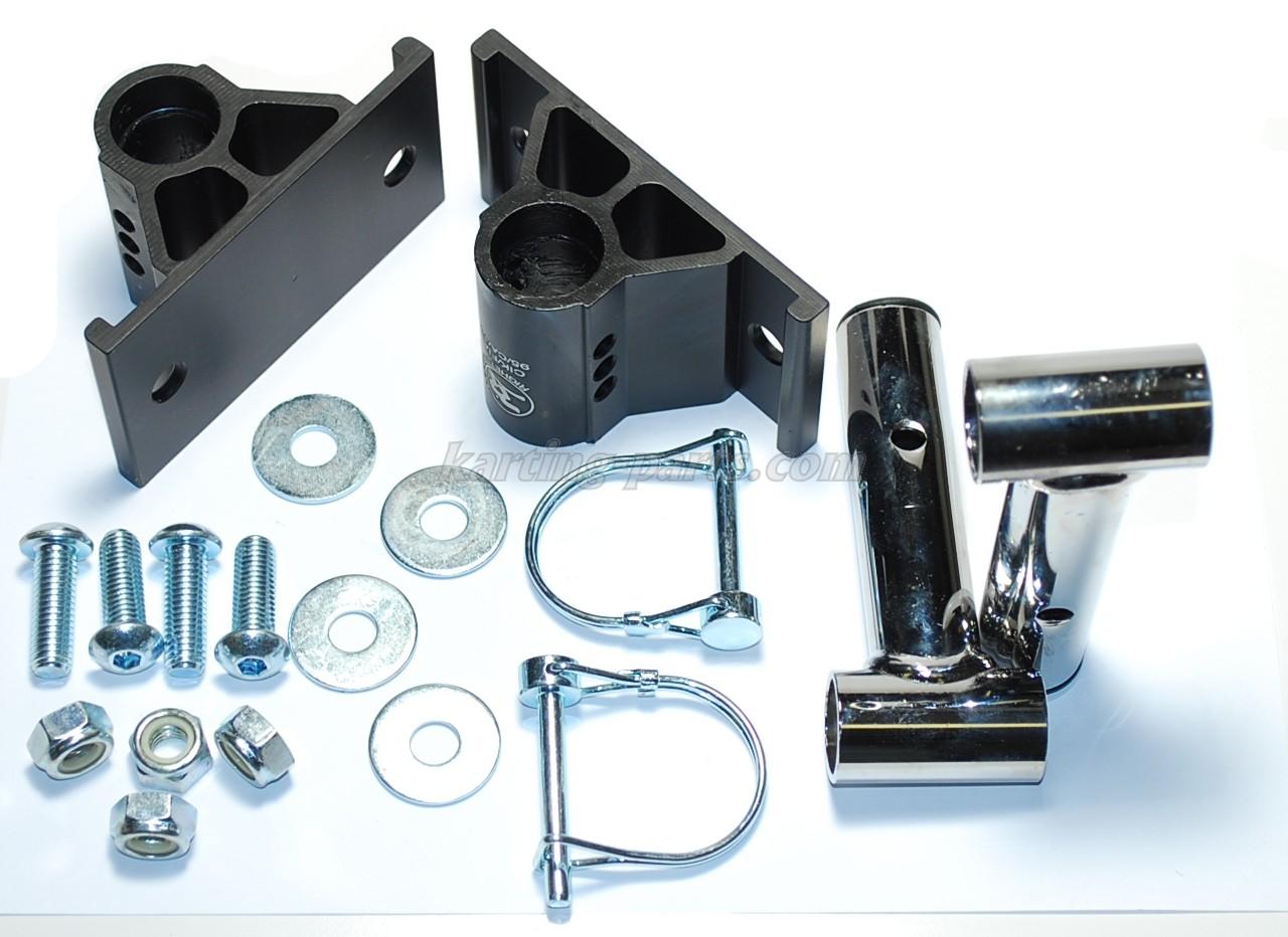 Rear bumper mounting kit (for KA530N bumper)