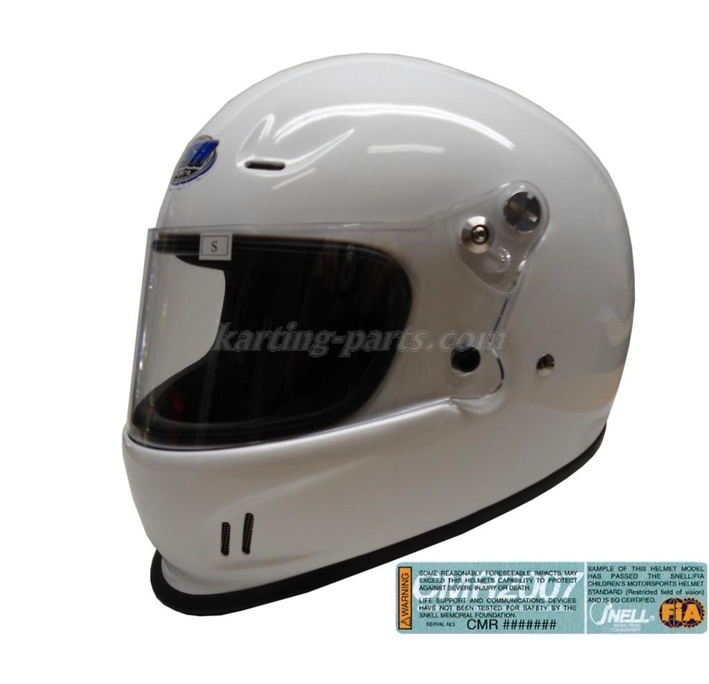 KSH Children karting helmet CMR2007 homologation
