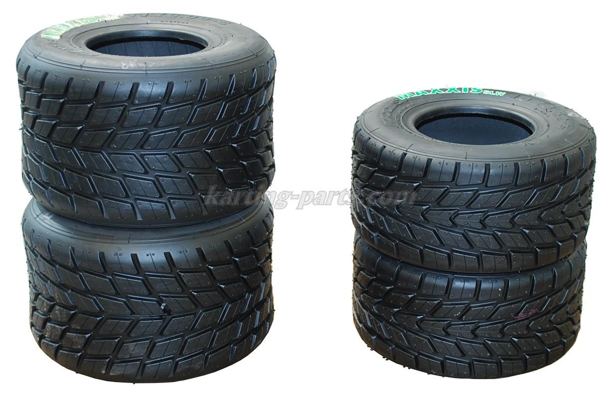 Maxxis SLW rain tyre set