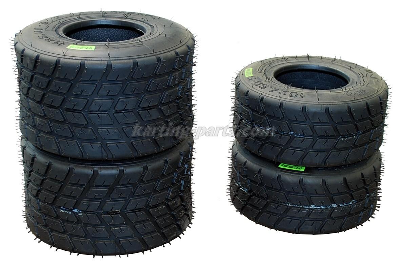 Mojo W2 rain tyre set Rotax,Yamaha, KF3, KF2, KZ2