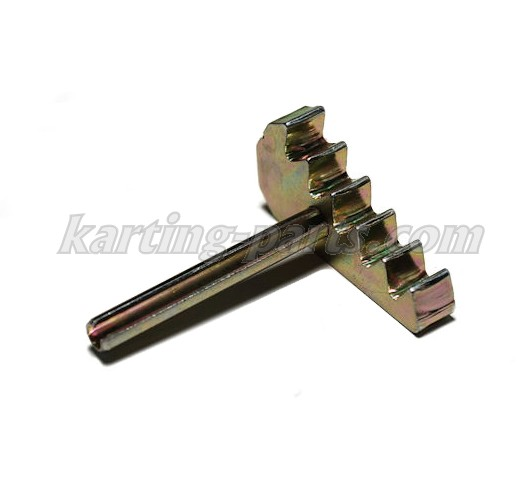 Rotax fixation tool for clutch