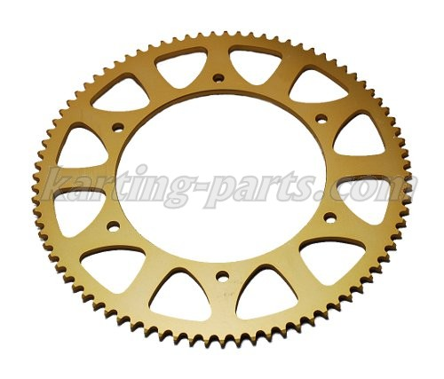 Karting rear sprocket 219 Light