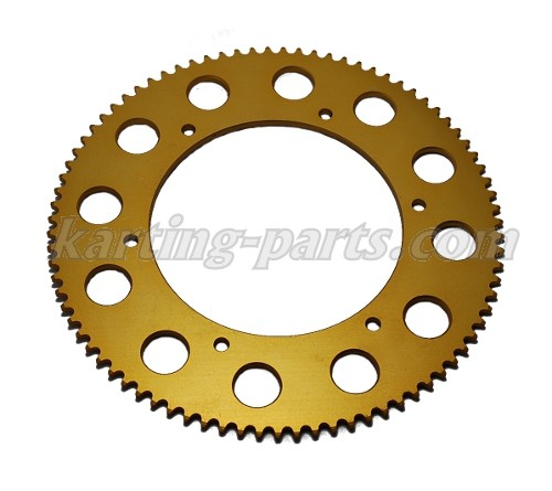 Karting rear sprocket 219 standard