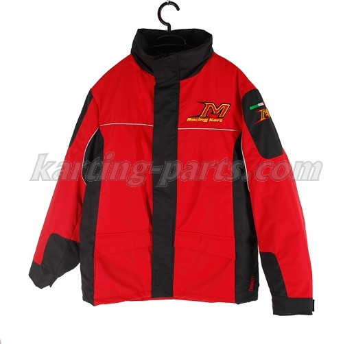 Maranello Winter jacket red size M