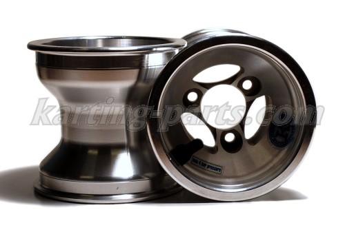 Front wheel 130mm Alu (for Ø40mm front hub) price/pz