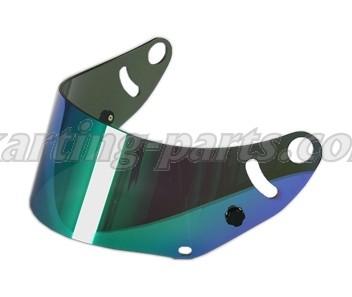 Arai visor mirrorized green CK-6