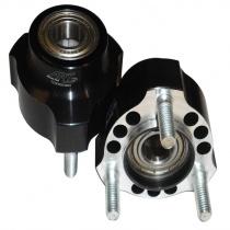 Front wheel hub alu. Ø17/40mm  ART-GP TS-05, NB. price/pz