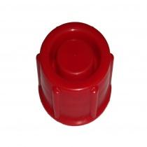 Fuel tank cap red