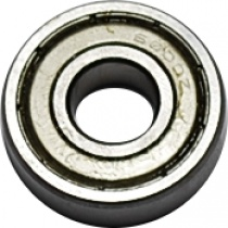 6000-2Z Bearing RS7--> stub axle Ø10X26X8