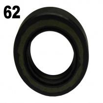 Oil seal 25X40X7 teflon, Iame KF 1-3, X30