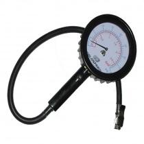 Tyre pressure gauge 0-2,5 bar