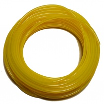 Tygon fuel hose yellow 2.4mm, pc=m, for example 3pcs in your cart=3m