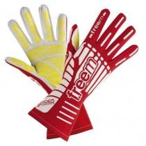 Freem Spider kart gloves Red