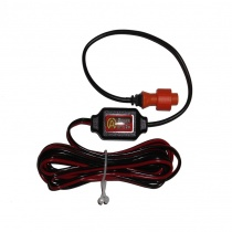 Alfano extern strömförsörjning, 350cm, BX10 Box