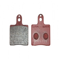 Brake pads VenMini red , Homologated, Maranello, CRG