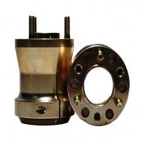Rear Wheel Hub magnesium Ø50x98mm, NB. price/pz