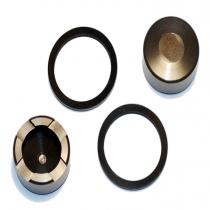 VenMini Brake caliper OverhaulKit (2-piston Ø26x17 and 2-gasket)