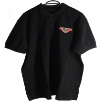 Maranello Polo shirt black