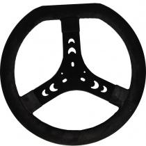 Steering wheel Ø320mm black
