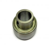 Ø30mm Rear axle bearing SB206ZZC3 62mm 2xM6 lock bolt