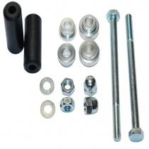 Set of screws for rear bumper Ø30mm