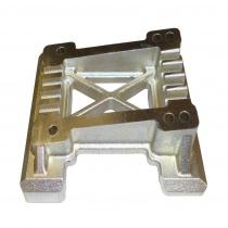 Engine mount 32x92 Rotax/X30  magnesium 80x102 80x115