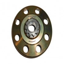 Raket 95 Clutch drum with removable sprocket 11t