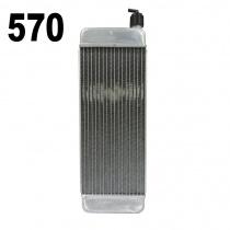 Iame X30 Radiator L=410mm STD