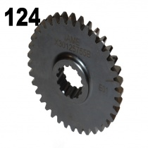 Iame X30 Balance shaft gear